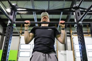 How to get your first pull-up