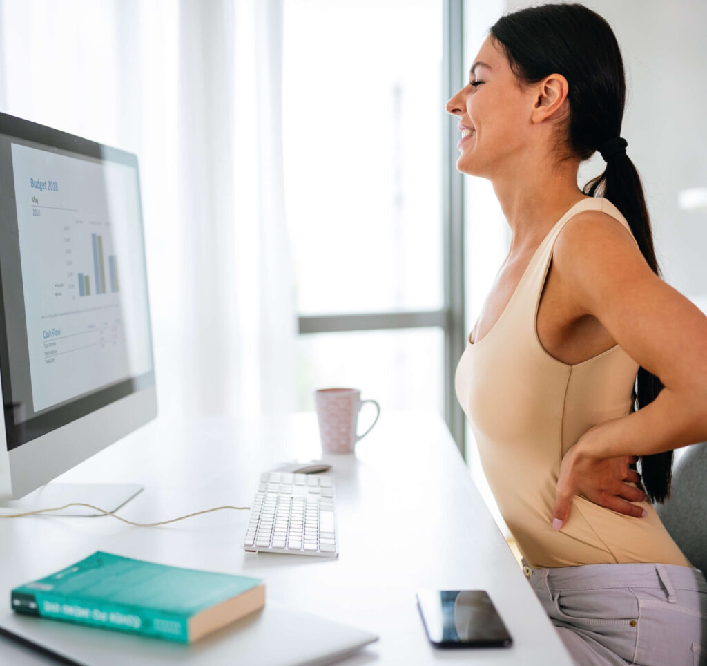 good posture is your friend for mobility