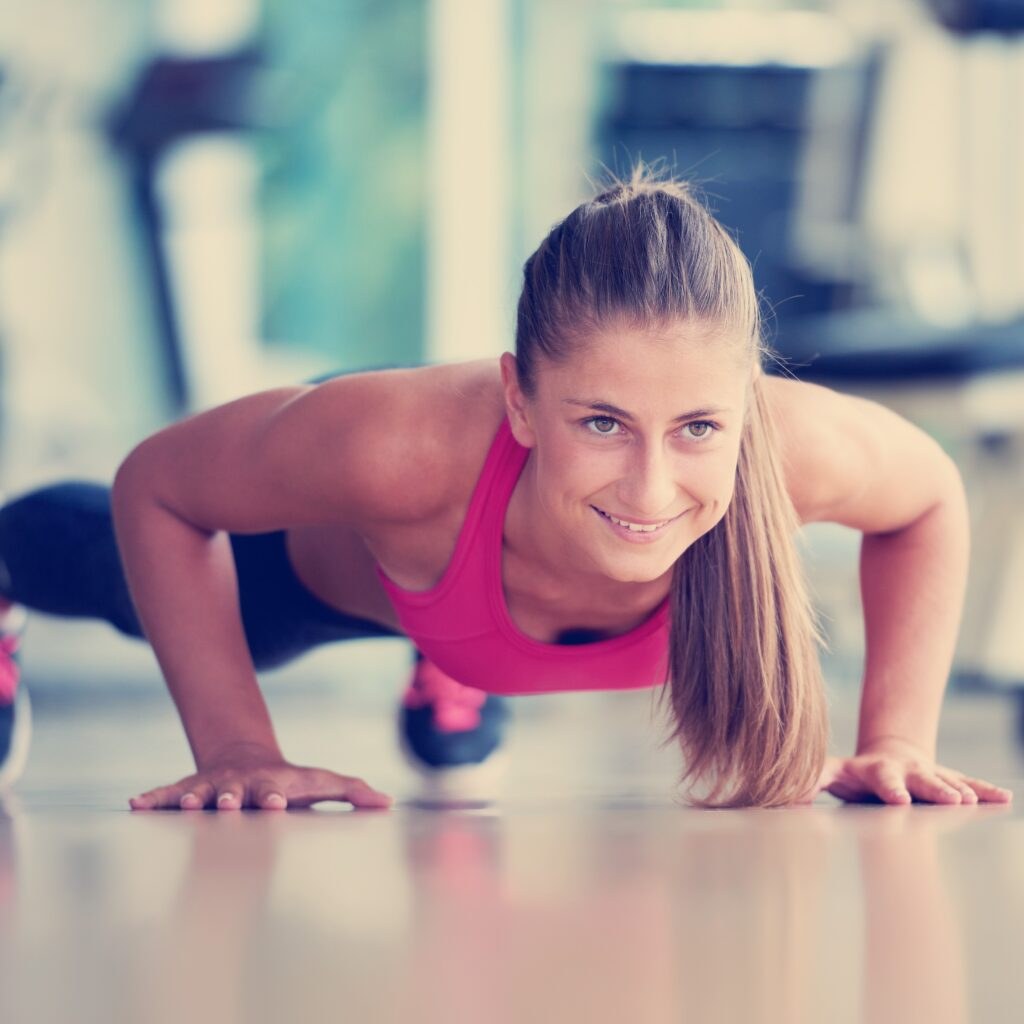 The Ultimate Guide to Your First Push Up