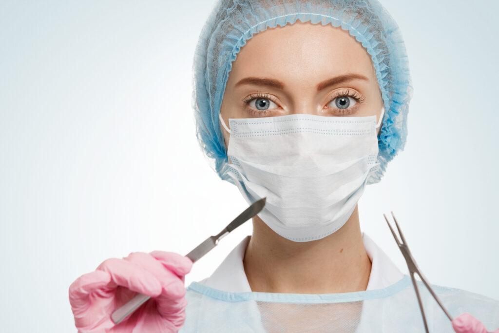 pelvic floor surgery